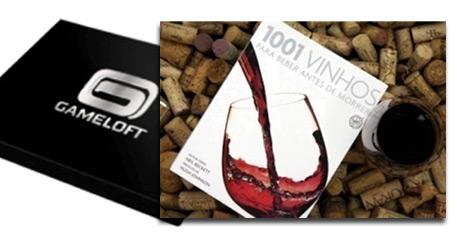 brindes e lembrancinhas 1001 vinhos