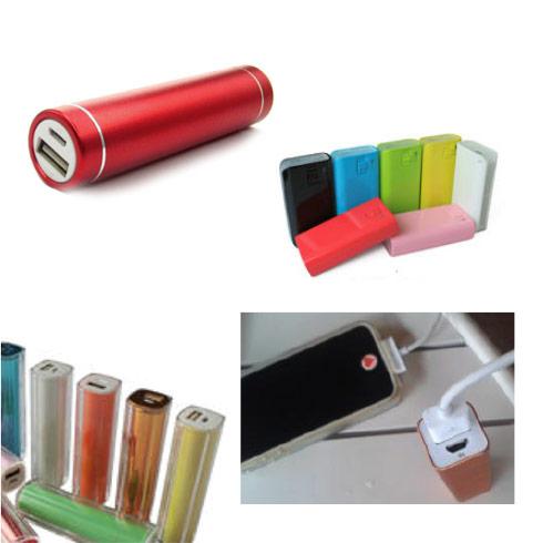 brindes e lembrancinhas bateria externa portatil