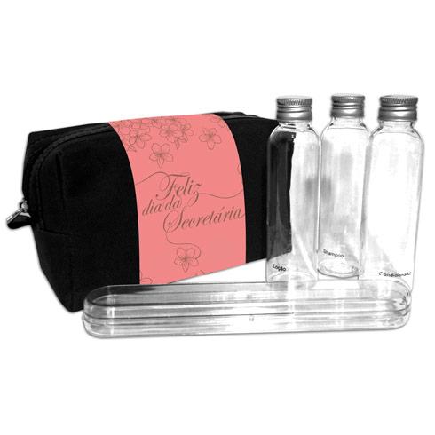 brindes e lembrancinhas kit viagem amenities