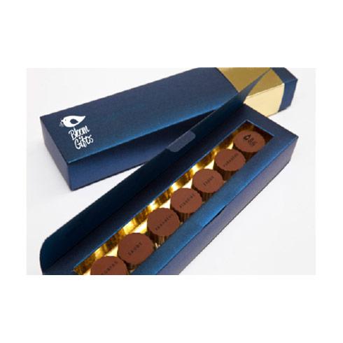 brindes e lembrancinhas caixa chocolate seven