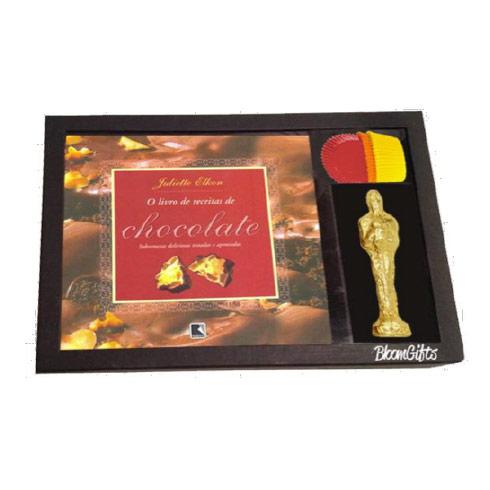brindes e lembrancinhas kit delicias de chocolate oscar