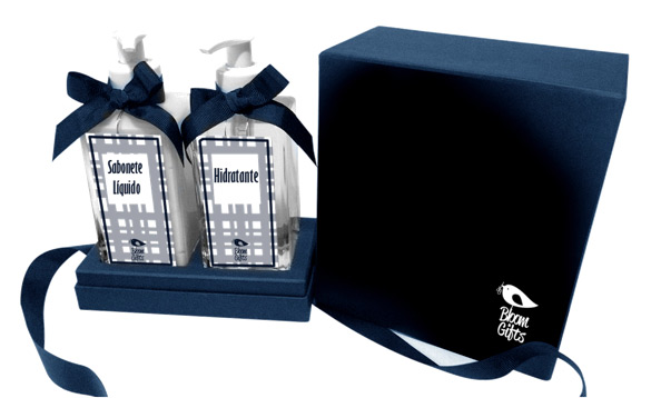 brindes e lembrancinhas kit lavabo square