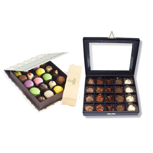 brindes e lembrancinhas caixa luxo chocolate