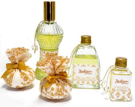brindes e lembrancinhas trio perfumado