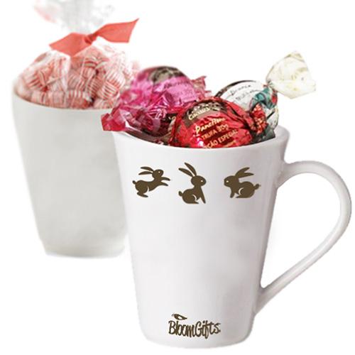 brindes e lembrancinhas caneca com chocolate