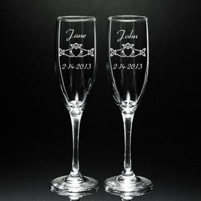 brindes e lembrancinhas taças para casal